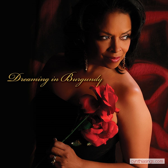 'Dreaming in Burgundy' front cover